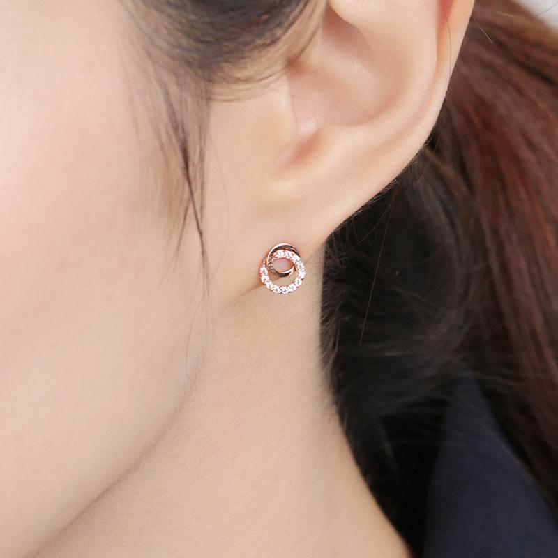 576805b0216 14K 새미 써클 귀걸이 14K 새미 써클 귀걸이